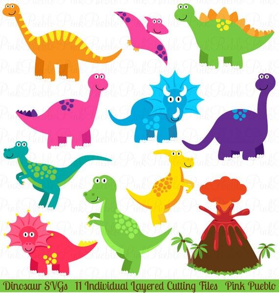 Dinosaurier-SVG Dinosaurier-Schnittmuster kommerziellen und | Etsy