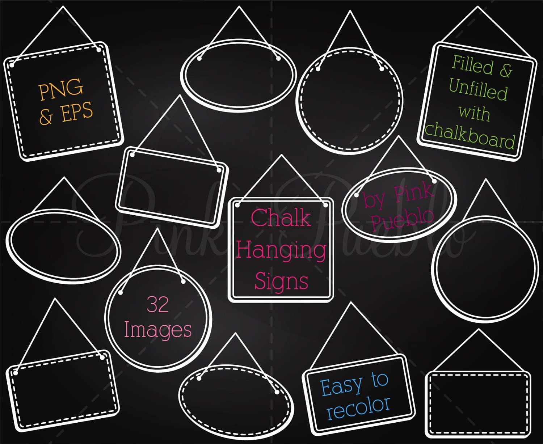 Tafel Rahmen ClipArt Rahmen Clipart digitale Bilderrahmen