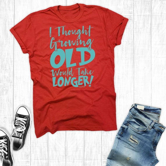 BACK I/'m Not Getting Older Sarcastic Adult Gift Humor Funny T Shirt  FRONT