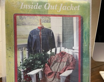 Inside Out Jacket Pattern by Four Corners Designs