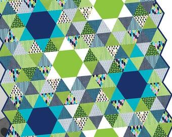Starstruck Quilt Pattern by Crazy Old Ladies