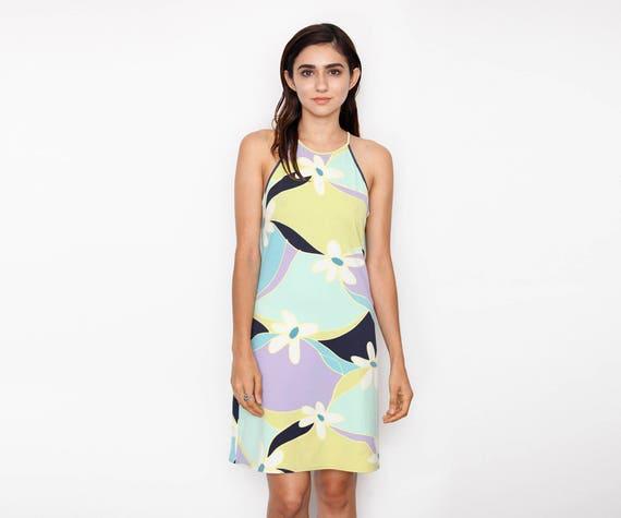 Laundry by Shelli Segal Flower Power Dress
