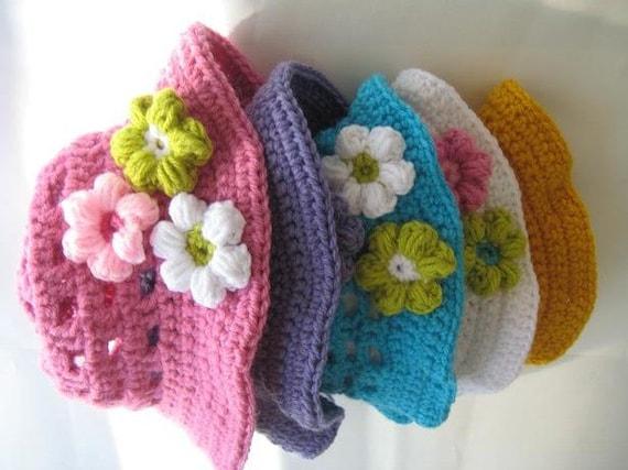 Crochet Hat Pattern Crochet Baby Hat Pattern Crochet Baby Etsy