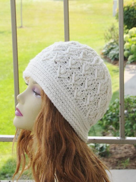 Crochet Hat Pattern Crochet Beanie Pattern Crochet Puff Etsy