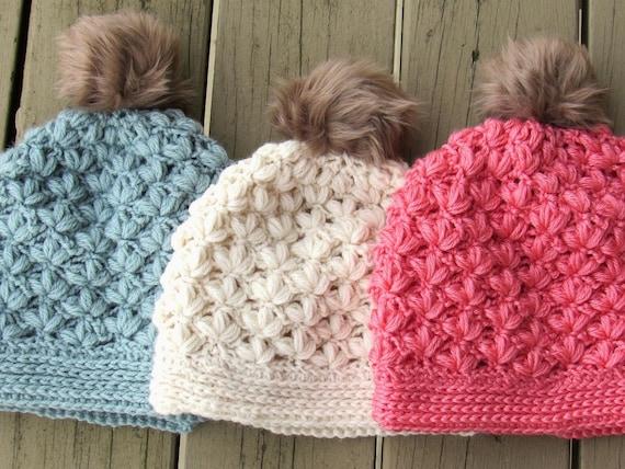 Crochet Beanie Pattern Crochet Hat Pattern Crochet Slouchy Etsy