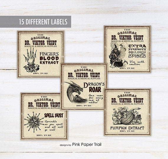 photo about Printable Potion Labels identified as Antique Apothecary, Potion Labels, Basic Style and design Apothecary