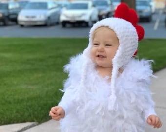 c4da0c8b0 Baby chick costume