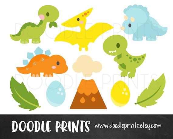 Cool Dinosaur Clip Art