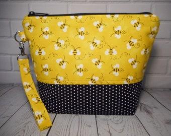 Knitting Project Bag New York Traveler Series New York
