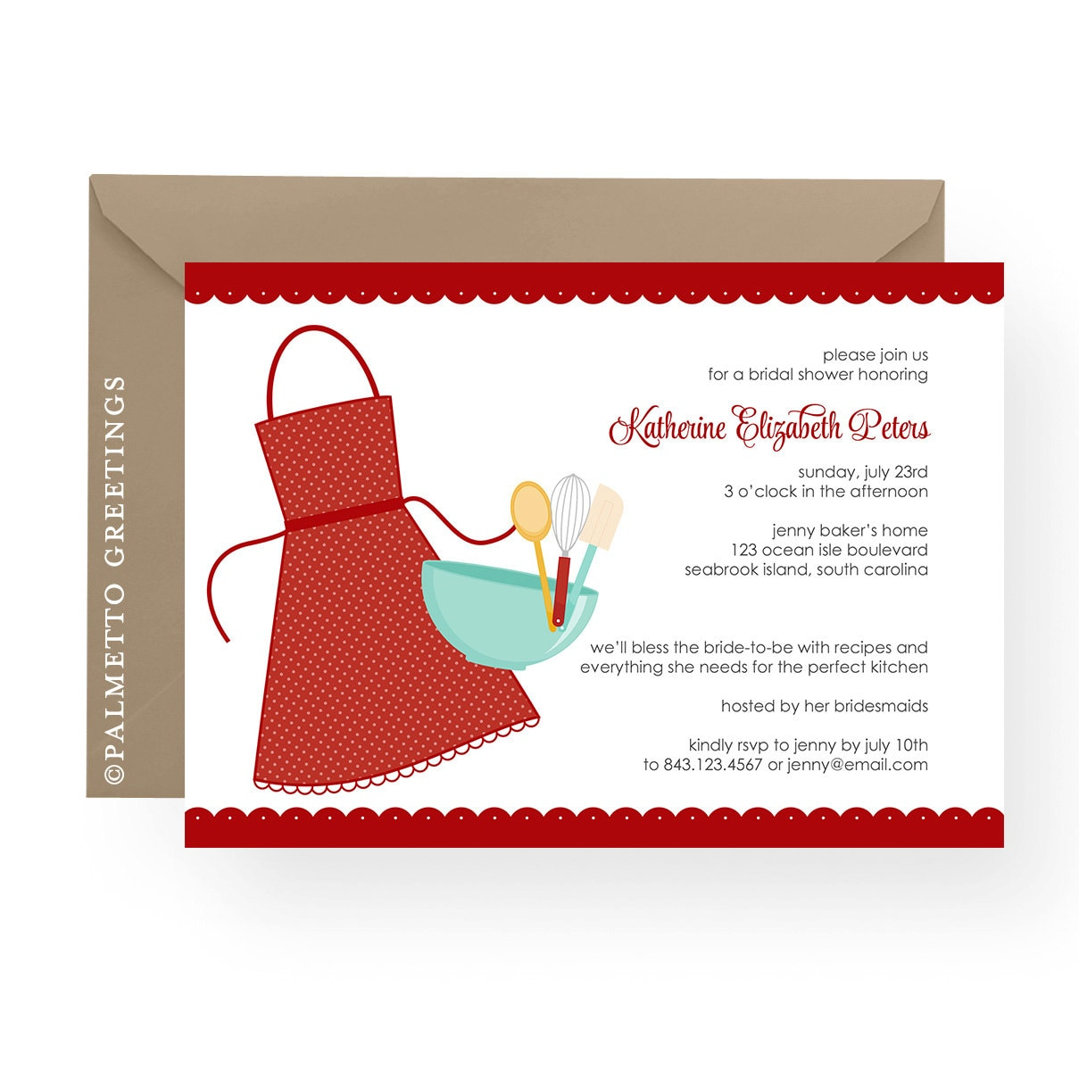 Fantastic Cute Bridal Shower Invitation Wording Motif - Invitations ...