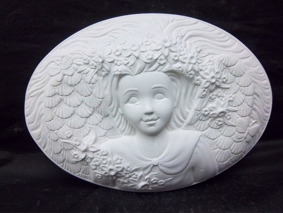 Spring Angel Insert D 1838 For Welcome Sign U Paint It Etsy