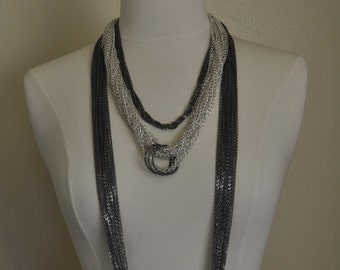 Chains Statement Necklace