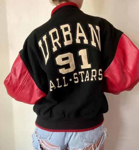 Urban Equipment Letterman Style Jacket