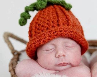 Cute Lil Pumpkin Hat d7d705b19c27