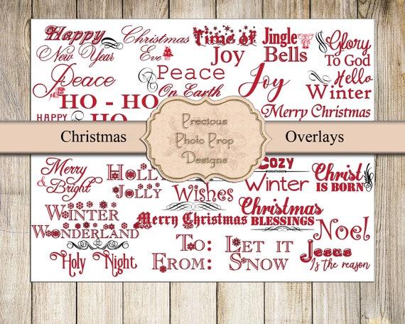 Q christmas words