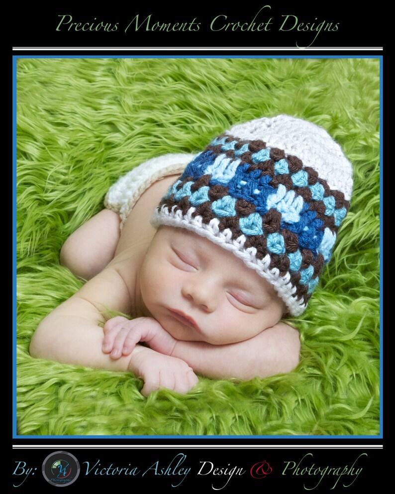 c071a05bd Newborn Hat Crochet Baby Hat Crochet Newborn Boy Hat Baby | Etsy
