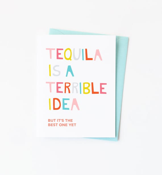 Terrible Idea Card