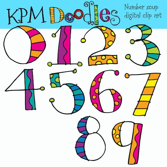 kpm number soup digital clipart clip art etsy rh etsy com number line clipart black and white number line clip art 1-20
