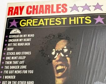 Ray charles album | Etsy