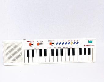RARE Casio SA-38 Tone Bank Mini Keyboard SA 38 Synth Drum   Etsy