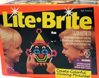 photograph relating to Lite Brite Refill Sheets Printable Free referred to as Lite brite Etsy