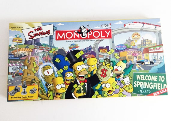 Monopoly-The Simpsons