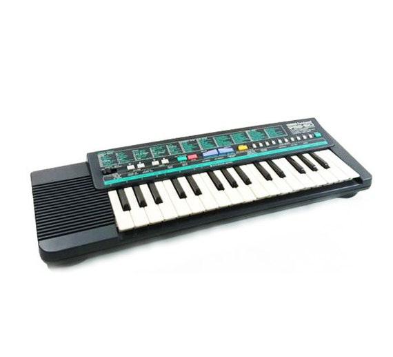 vintage yamaha pss 50 80s music synth keyboard circuit bending etsy rh etsy com
