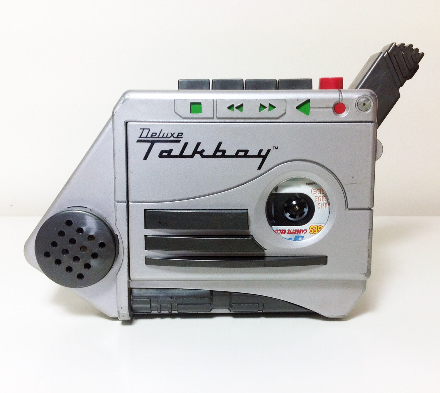 Vintage Tiger Talkboy Voice Modulator Talk Boy Home Alone Etsy Circuit Bent Casio Sk1 Sampling Keyboard Aliendevices 50