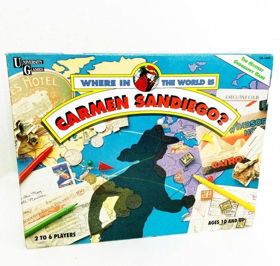 Is carmen it rains where earth on when sandiego Where on