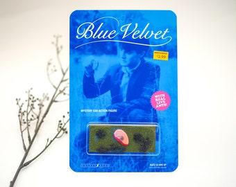 Blue Velvet - Mystery Ear Action Figure - Custom Toy