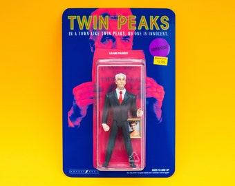 Twin Peaks - Leland Palmer Custom Action Figure with Possessed Eyes