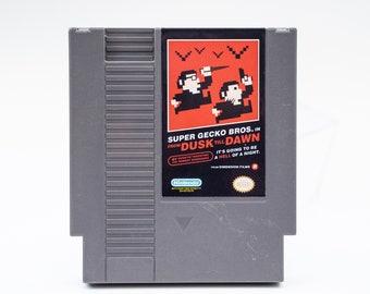 From Dusk Till Dawn - 8-Bit Custom NES Game