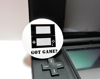 Game Console - Got Game - Funny Wood Magnet
