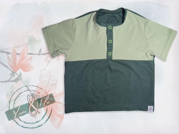 NR grün Druck NAME Irland Kinder BABY BODY Größe EM T-Shirt Trikot