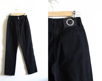 d62acdac Vintage Versace Sport Denim / Made in Italy / Designer Vintage / Desigenr  Jeans S