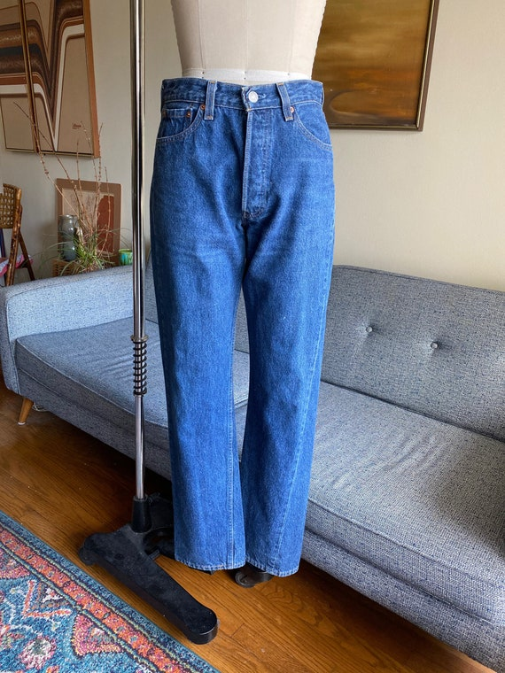 Vintage Levis 501, Levis for Women, Made in the US