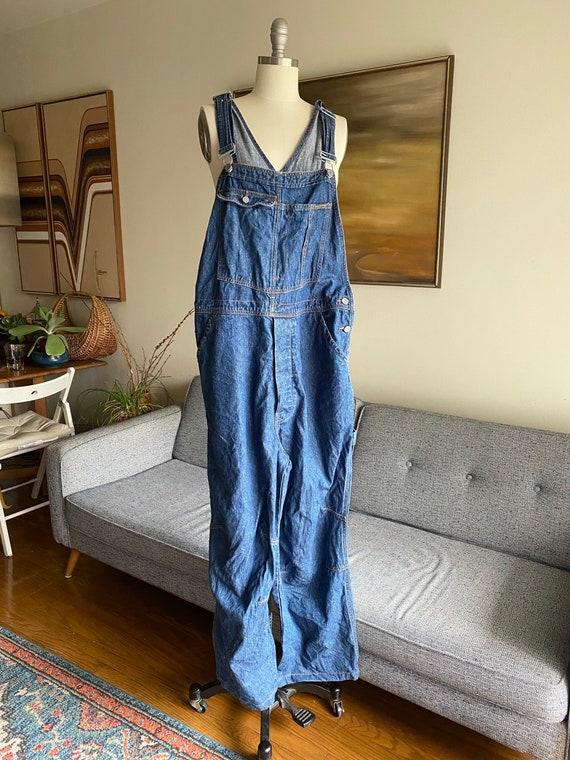 Vintage Calvin Klein Jeans Overalls / Loose Baggy