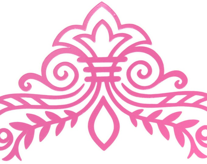 Sewing Machine Vinyl Decal - Bling for your Machine