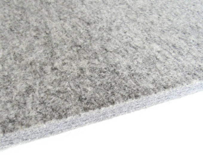 """Wool pressing mat 13.5"""" x 13.5"""" Portable, great for quilt retreats"""