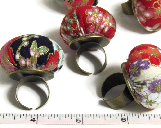 Pin Cushion for your finger ring