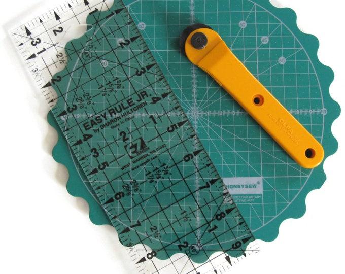 Rotating Rotary Cutting Mat, 2 sizes