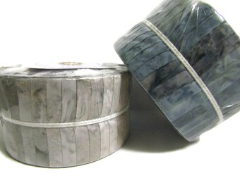 "Batik Jelly roll 40 strips x 2.5"" wide 100% Cotton"
