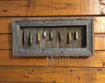 Fishing Lure Display Case