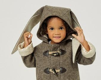 Girl's Flopsy Bunny Coat