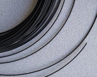 0e71ef14f5e31 19 Gauge Black Millinery Wire 10 yards