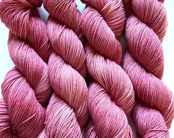 BFL, Nylon Hand Dyed Sock Yarn (WPS386)