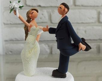 Dancing couple wedding-Shall we dance?