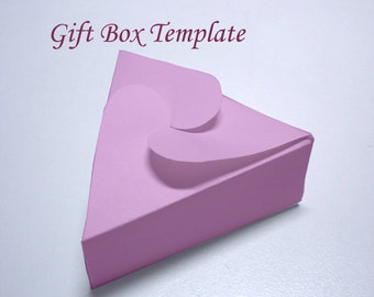Triangle Gift Box