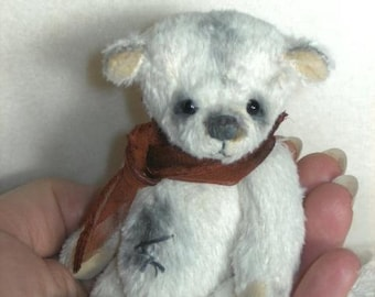 """Sewing pattern PDF for 4 inch bear """"Wello"""""""