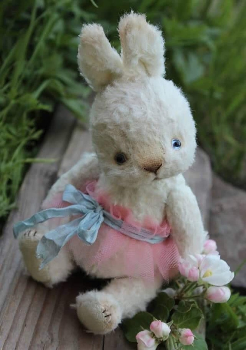 PDF Sewing Pattern For 5.5-6 Inch Rabbit